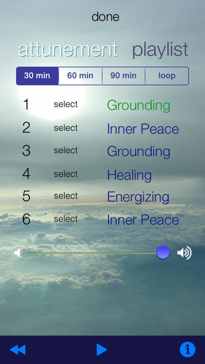 Attunement - music to upgrade your life screenshot-4