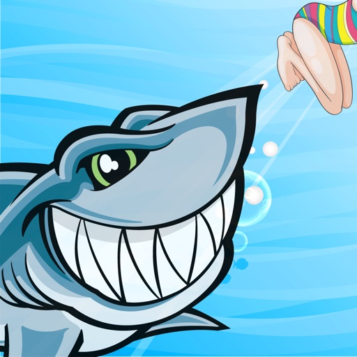 Dangerous Shark Attack Bounce icon