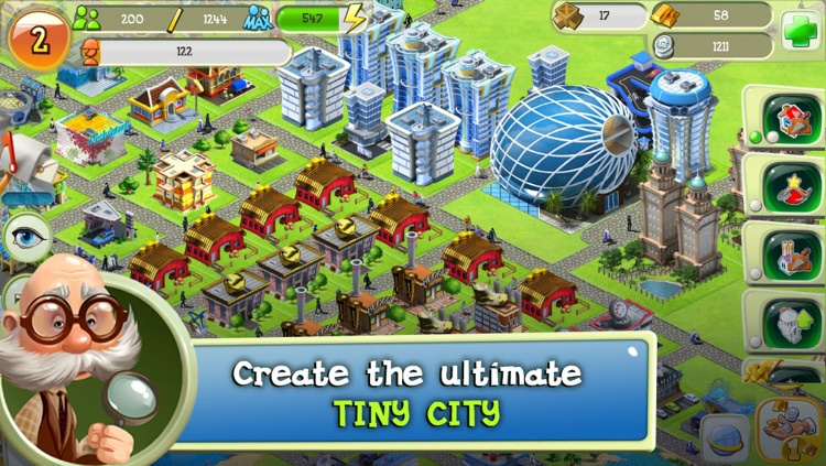 Tiny City screenshot-4