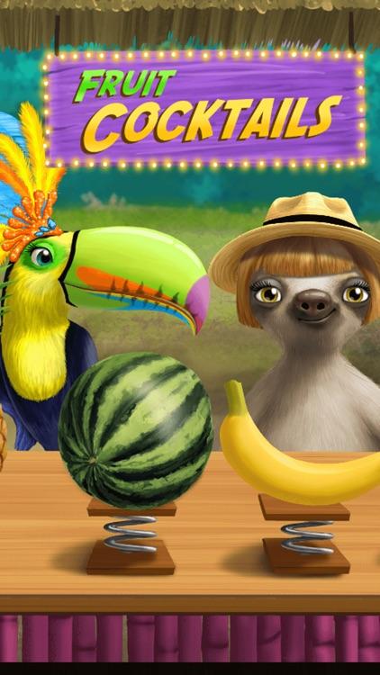Baby Jungle Animal Hair Salon - No Ads screenshot-4