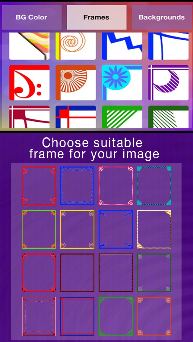 Pic Booth Photo Collage Picture Frame Editor And Borders With Hd