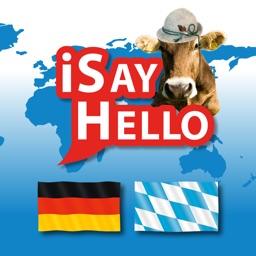German - Bavarian