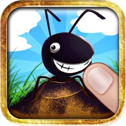 Ant Wanted - Smash Insect and Squish Frogs Game