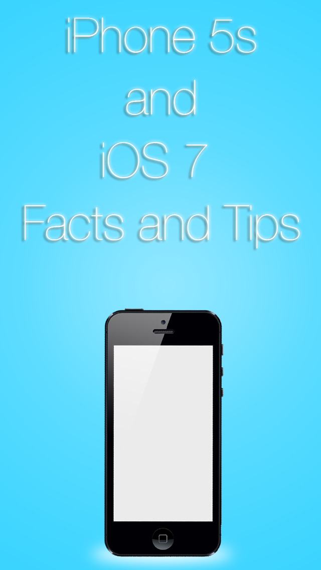Facts,Tips and Tricks for iOS 7 and iPhone 5s Screenshot on iOS