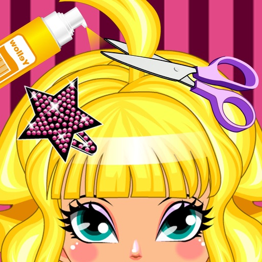Beauty Hair Spa Salon : Design Your Own Fashion Hairstyles!