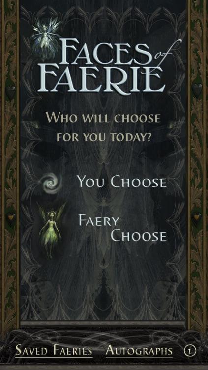 Faces of Faerie