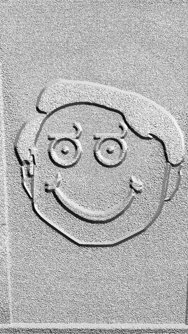 Zeichnung - alles in einem Foto Effekte verrückt Cool Bild Anwendung mit Emojis und EmoticonsScreenshot von 4