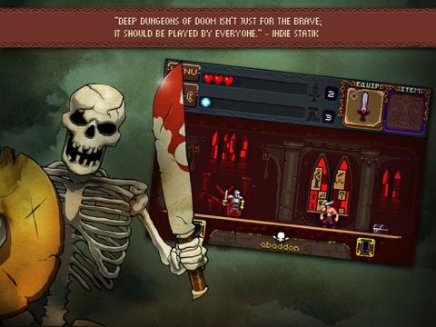 Скачать игру Deep Dungeons of Doom