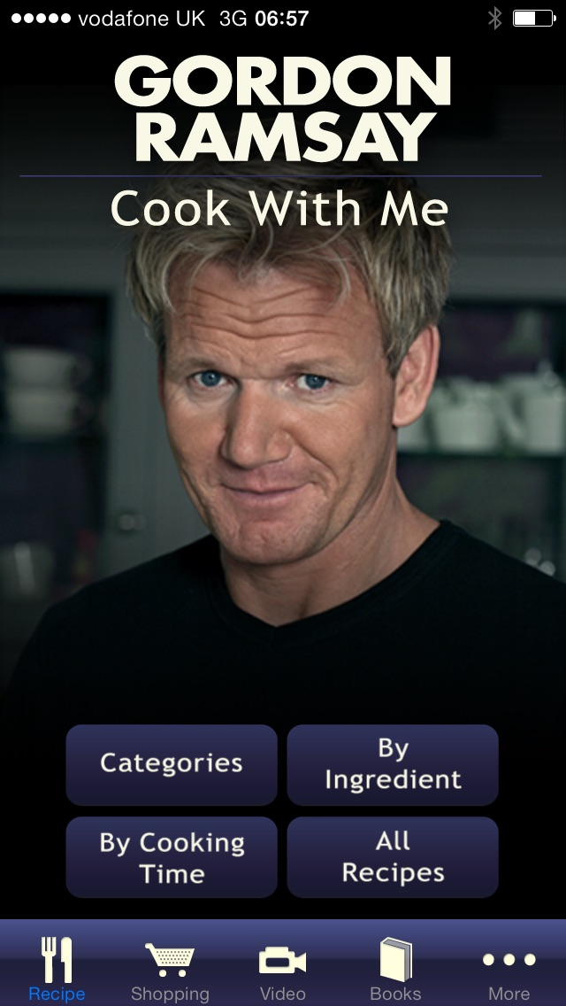Gordon Ramsay Cook Wi... screenshot1