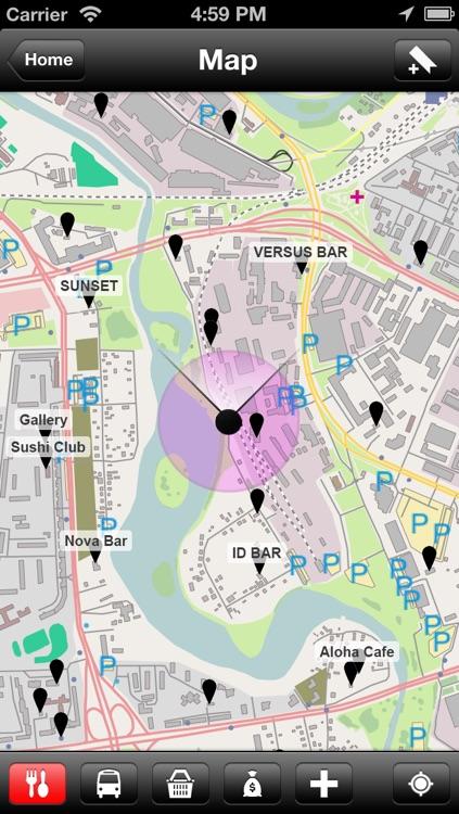 Offline Namibia Map - World Offline Maps screenshot-3