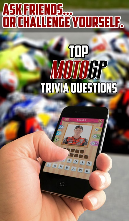 Allo! Guess the Moto GP Rider - Motorbike Trivia Photo Challenge