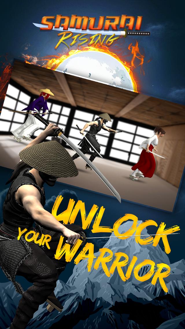 Samurai Rising Free