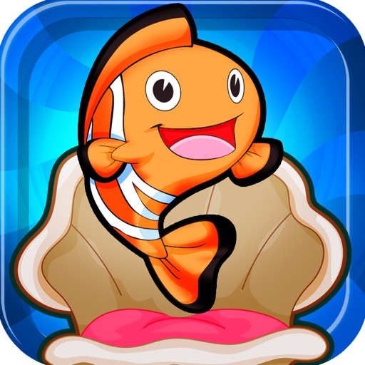 A Find The Clown Fish Free Game icon