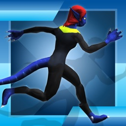 Mutant Run Xtreme - Jump And Slide In Endless Race Thru Dark Apocalypse