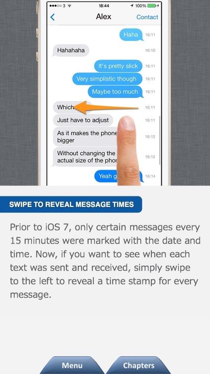 Secrets for iPhone - Tips & Tricks screenshot-4