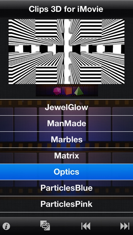 Clips 3D for iMovie screenshot-3