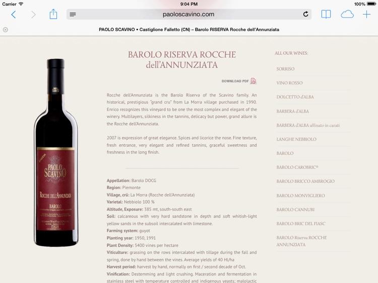 La Morra, Cherasco, Roddi & Verduno Wine Map screenshot-4
