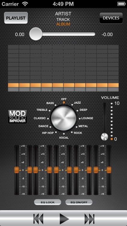 MOD Equalizer screenshot-1