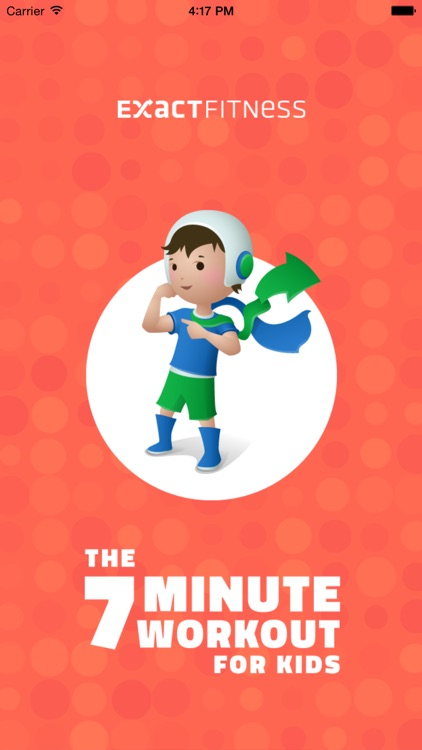 7-Minute Workout for Kids: Make Fitness Fun for Stronger, Healthier Kids Through Interval Training