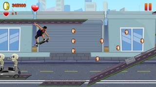 Skate Top Gravity Free Screenshot on iOS