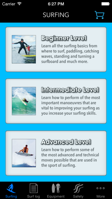 iSurfer - Surfing Coach screenshot1