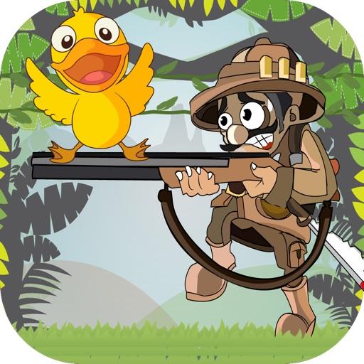 Duck Hunt Ranger Shotgun Shooting - Poop Shooter Jungle PRO