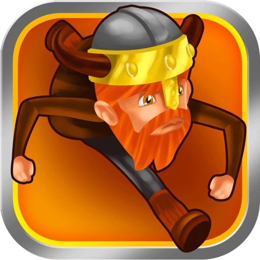 3D Viking Run Infinite Runner Game with Endless Racing by Parkour Fun Games FREE