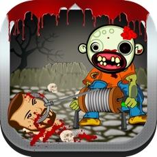 Activities of Dead Killer Zombie People Grab - Money & Head Race In Dirt Free