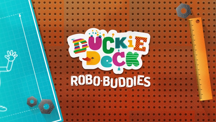 Duckie Deck Robo Buddies screenshot-0