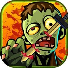 Activities of Zombie Sword Defense - Fun Speedy Monster Sword Slashing Game