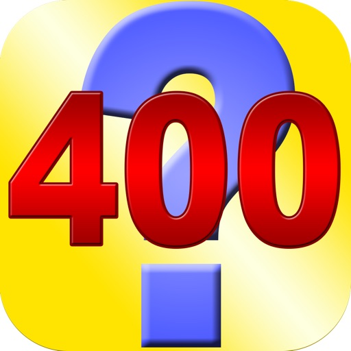 Guess The 400 PiCs Quiz Pro - Ad Free Version