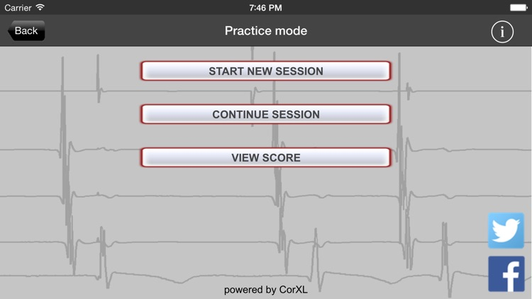 Cardiac Arrhythmia Challenge PRO screenshot-1
