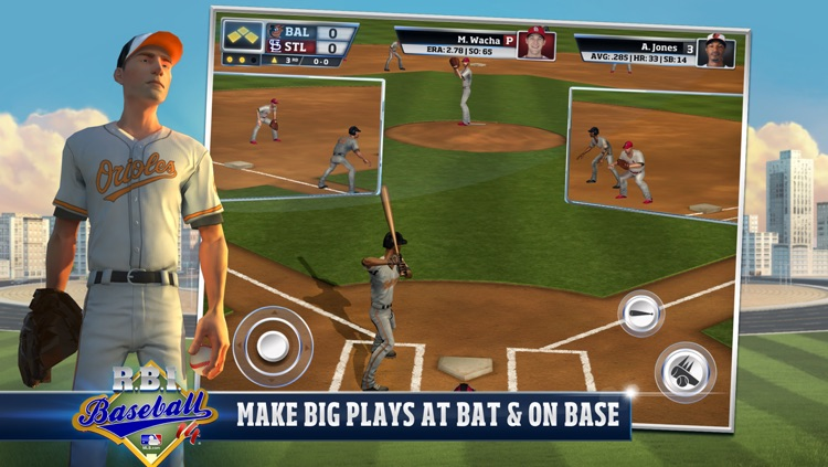 R.B.I. Baseball 14 screenshot-3