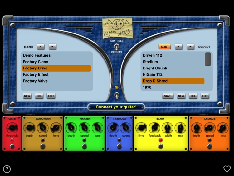 Flying Haggis - Guitar Amp