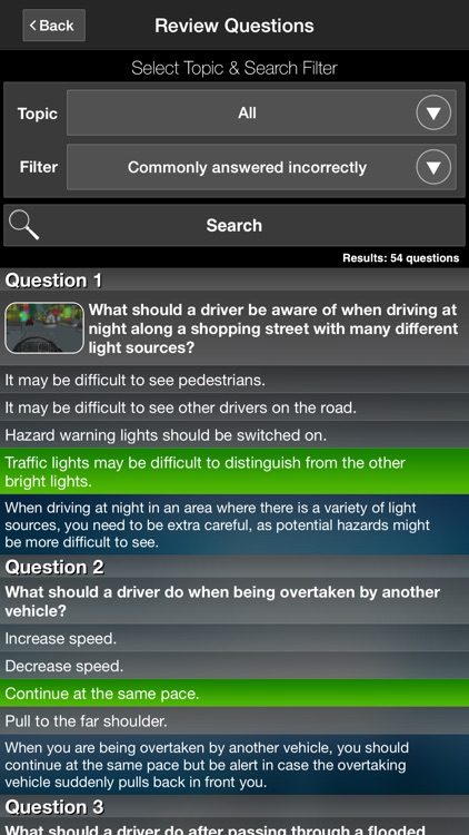 Driver Theory Test Ireland Free: Car & Motorcycle - DTT Questions by