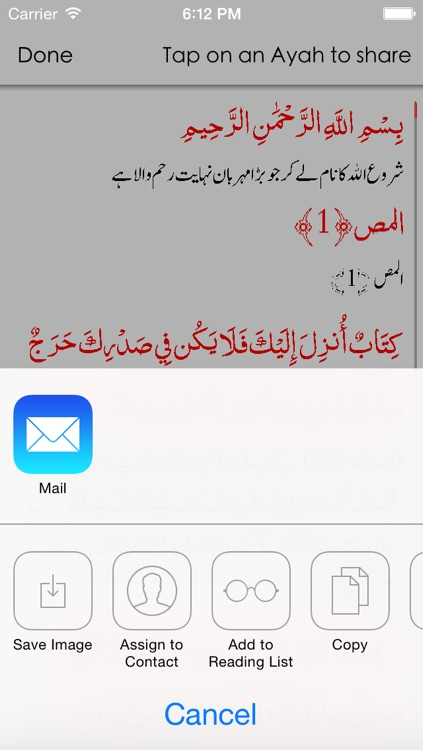 Quran Urdu screenshot-4