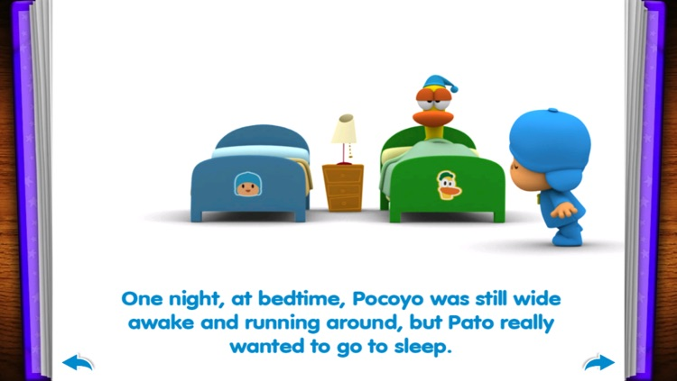 Pocoyo: Bedtime
