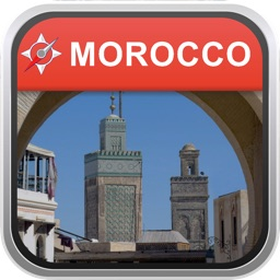 Offline Map Morocco: City Navigator Maps