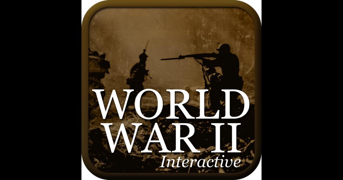 World War II Interactive on the App Store
