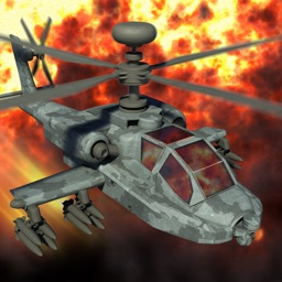 Dogfight Choppers - Free Military Helicopter War Game