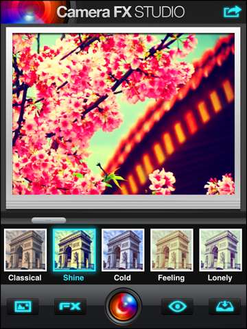 Screenshot #6 pour Camera FX Studio 360 Plus - camera effects plus photo editor