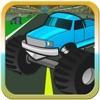極端なモンスター トラック レーシング ゲーム - 無料のアクション ゲーム
