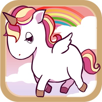 Cute Baby Unicorn Run Free - Best Jump-ing and Running Game for Kid-s , Teen-s and Girl-s