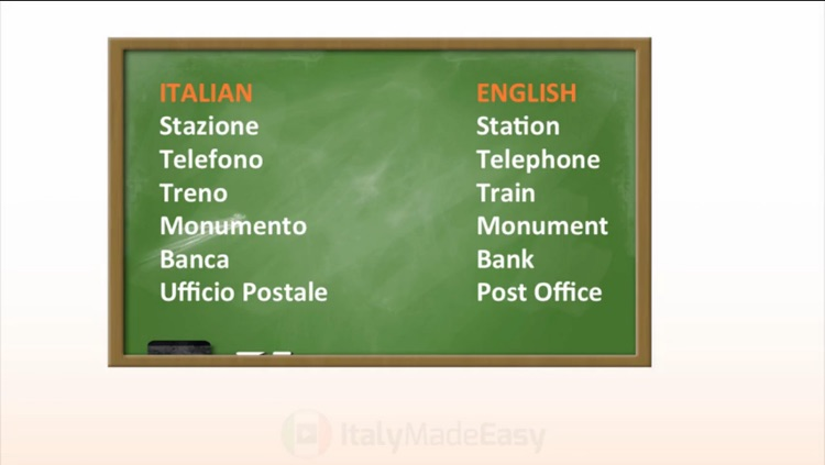 Travel Italy Easily Without Being Fluent in Italian screenshot-3