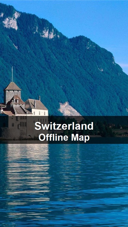 Offline Switzerland Map - World Offline Maps screenshot-0
