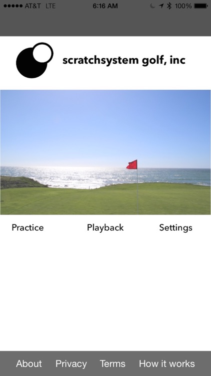 ScratchSystem Golf Coach