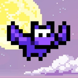 Fly Batty: Flappy Bat Racing Game