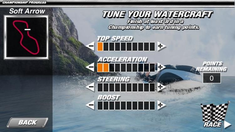 Aqua Moto Racing screenshot-4