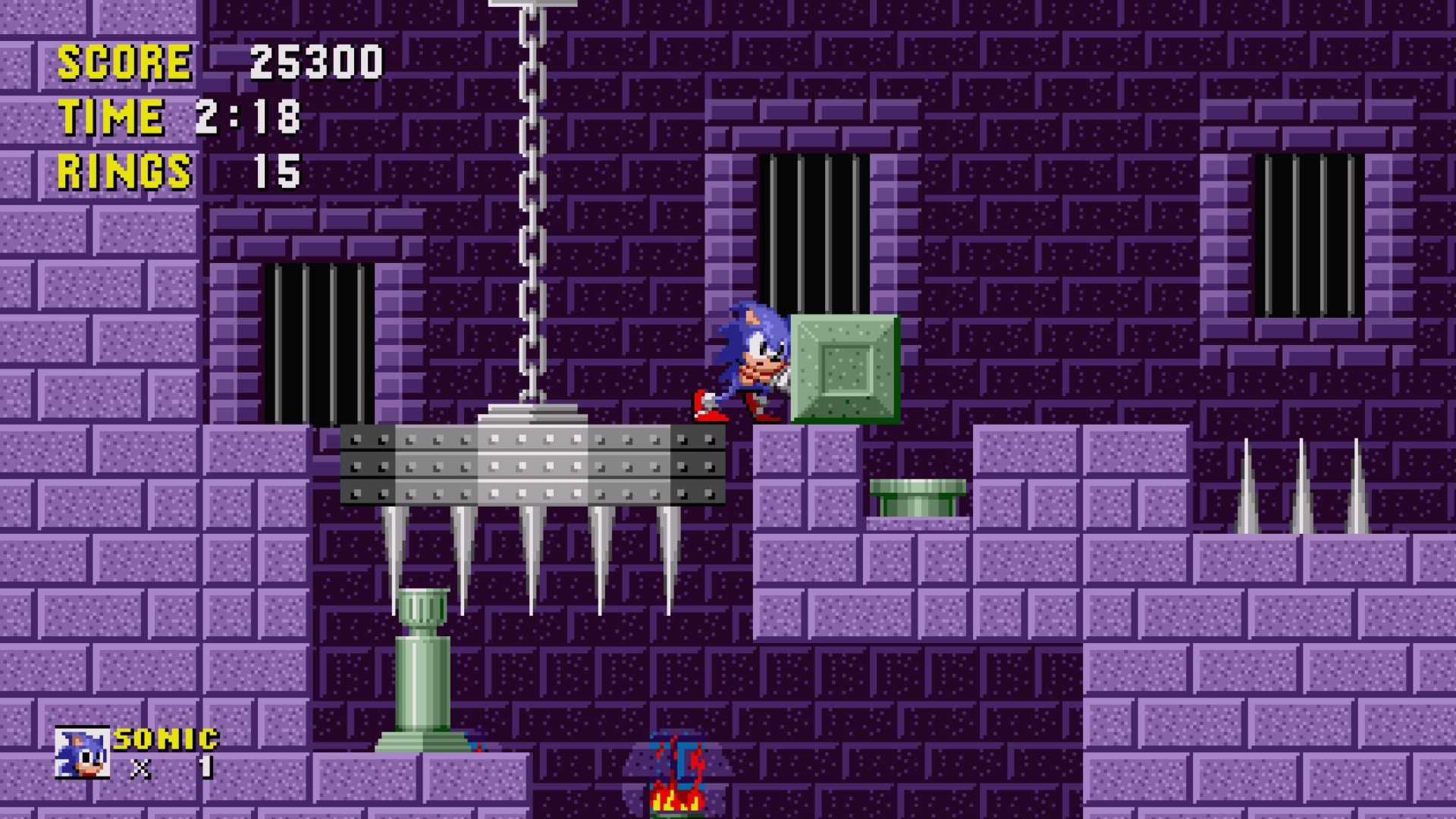 Sonic The Hedgehog Classic screenshot 13