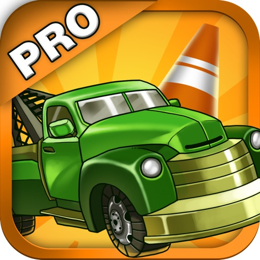 3D Tow Truck Parking Challenge Game PRO